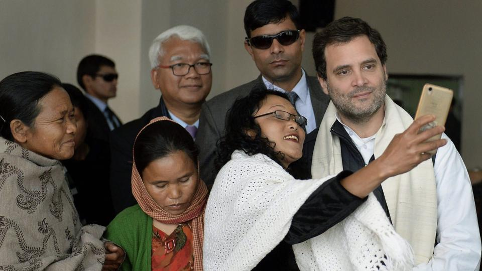 Congress,Rahul Gandhi,Northeast