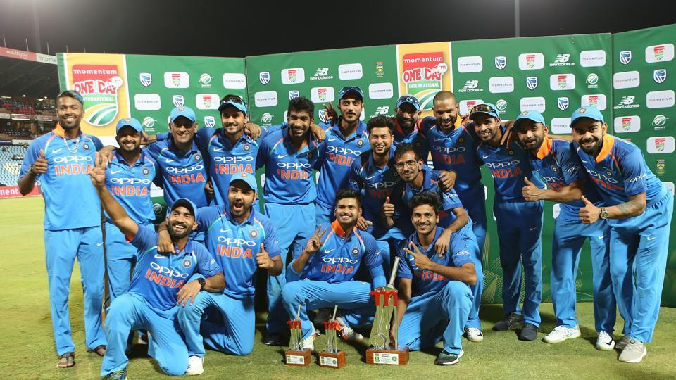 India will now play three T20s against South Africa, starting February 18.  (BCCI )