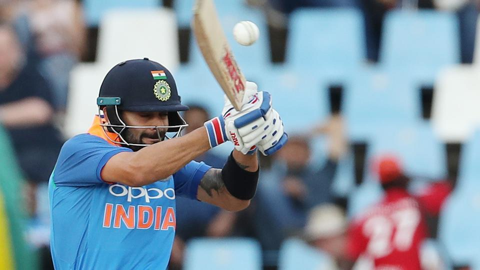 But Kohli looked a like a batsman from a different planet as he toyed with the quality South African attack.  (BCCI )