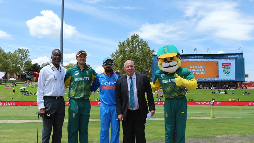 India won the toss and opted to bowl.  (BCCI )