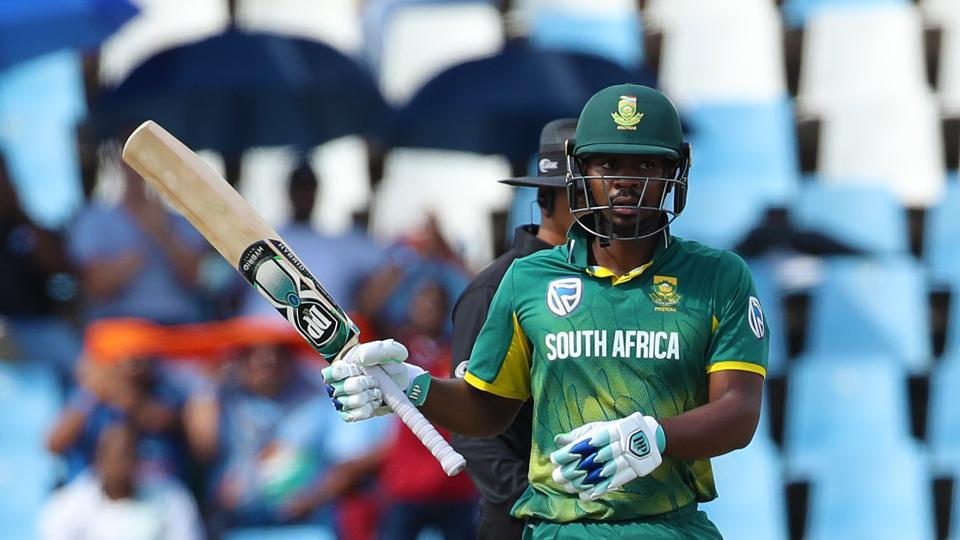 But Zondo held one end and brought up his half-century.  (BCCI )