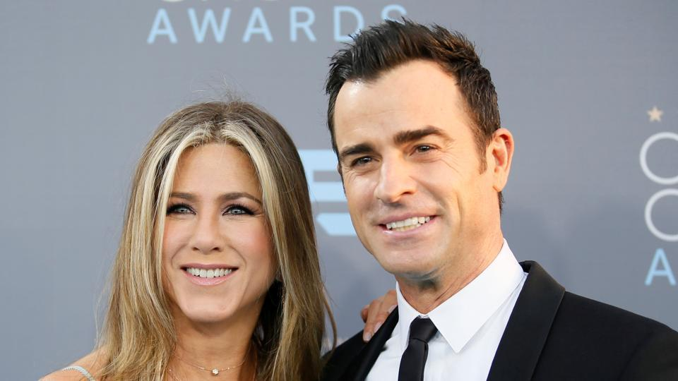 Jennifer Aniston,Justin Theroux,Jennifer Aniston Justin Theroux