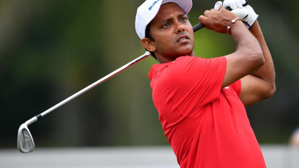 Oman Open golf,SSP Chawrasia,Shubhankar Sharma