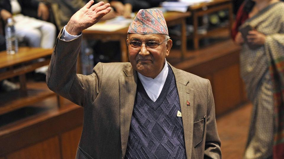 UML names Oli as Nepal's next Prime Minister