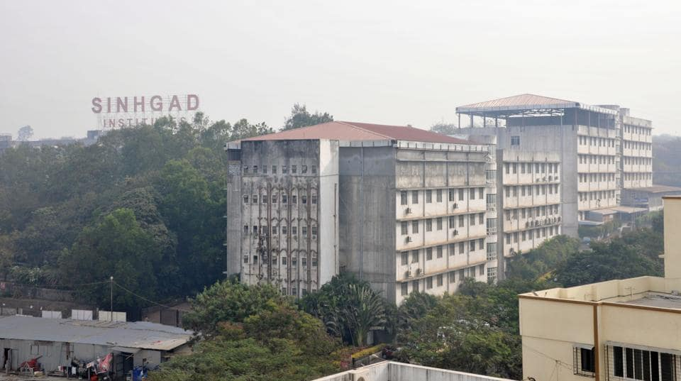 Pune,SPPU committee,Sinhgad Technical Education