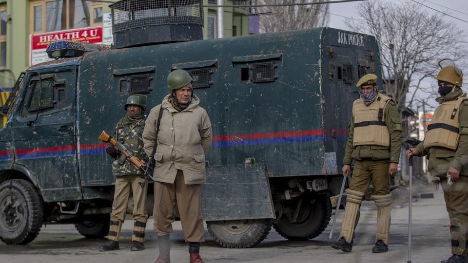 Kashmir encounter,Jammu and Kashmir,Baramulla encounter