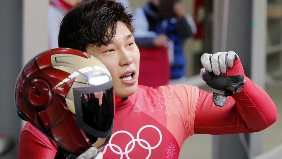 2018 Winter Olympics,Yun Sung-bin,Pyeongchang