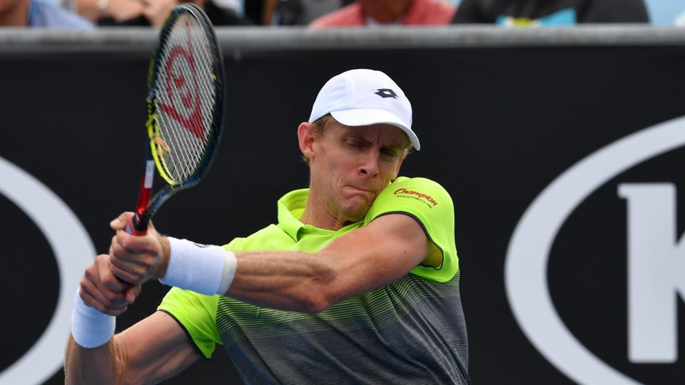 Kevin Anderson,Sam Querrey,New York Open