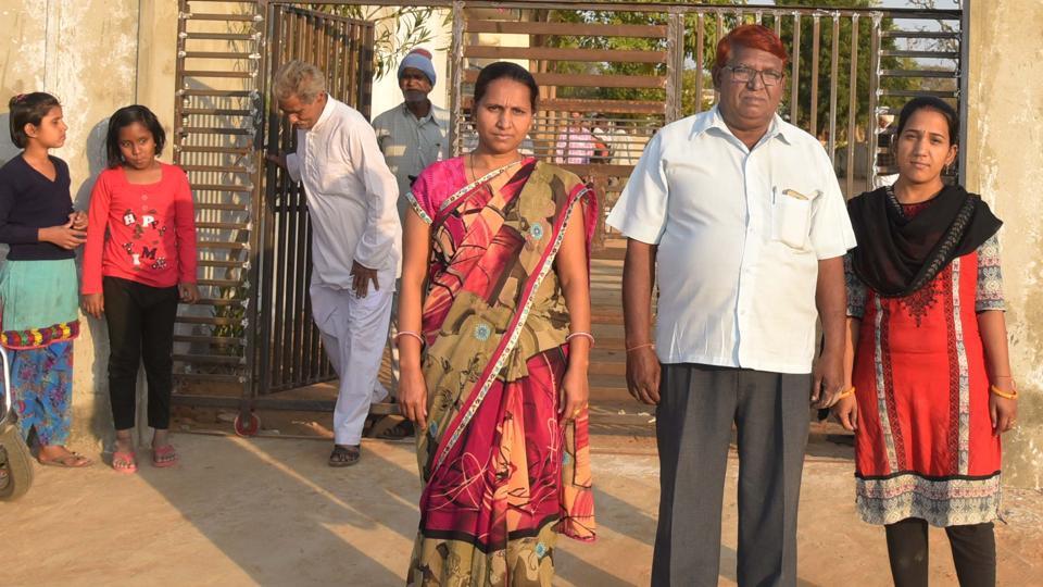 Rajasthan man,Son's death,Social cause
