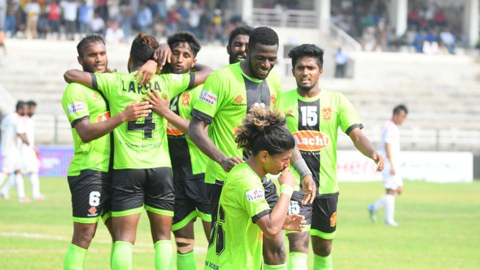 I-League,GOkulam Kerala fc,East Bengal