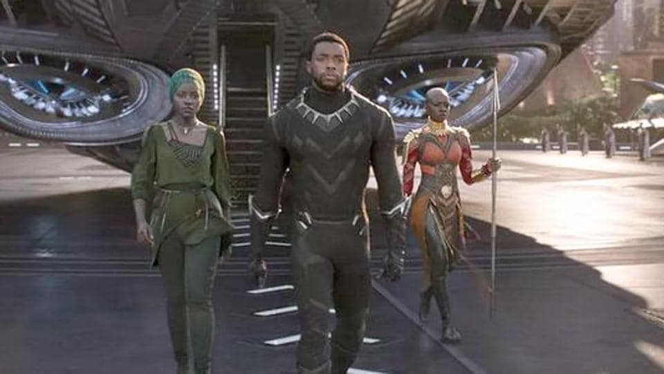 Black Panther movie,Black Panther collections,Black Panther Day 1 collections