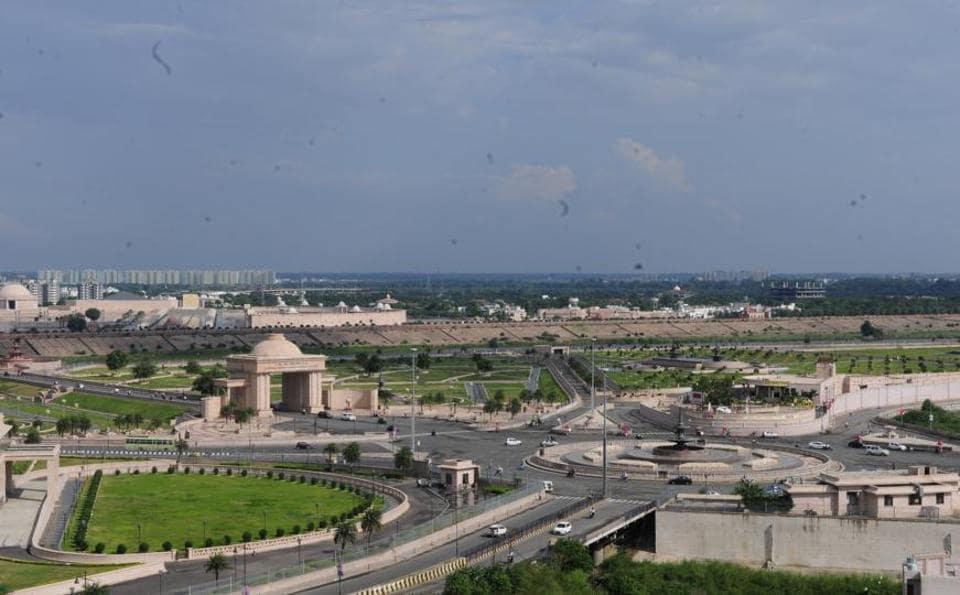 Lucknow,Uttar Pradesh,Infrastructure