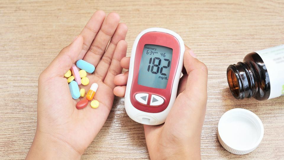 Blood pressure,Blood pressure drug,Diabetes study