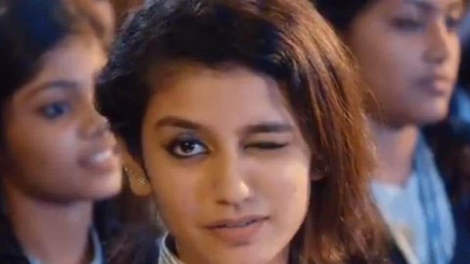 How Priya Prakash Varriers Smile Wink And Eyebrow Dance Ruled