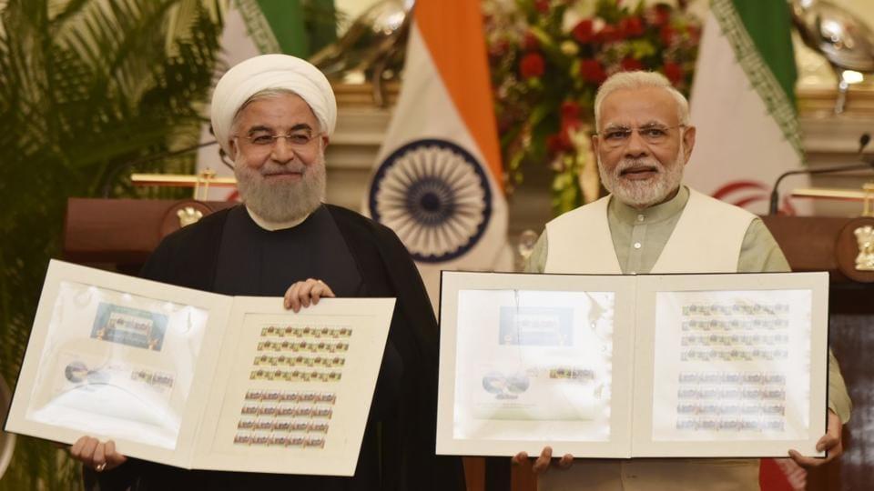 Hassan Rouhani,Iran President,Narendra Modi