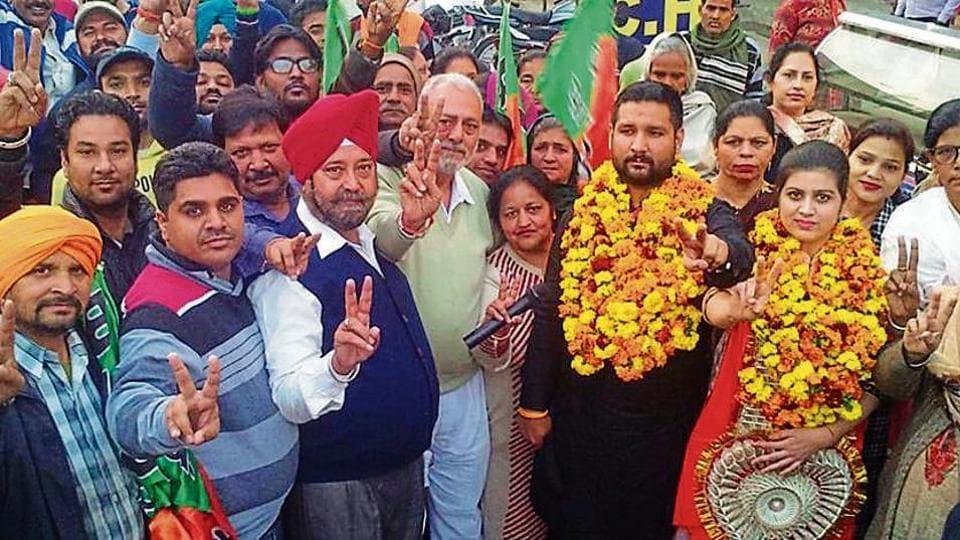 Political colours,Saas,bahu
