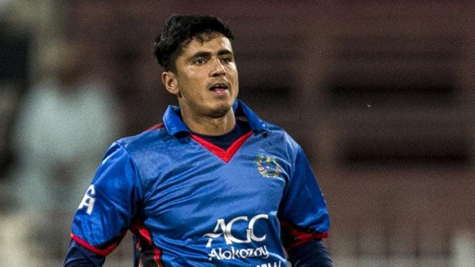 Mujeeb Zadran made history as the 16-year-old Afghanistan spinner became the youngest player to take a ODI five-for in Friday's resounding, series-clinching 10-wicket win over Zimbabwe in Sharjah.