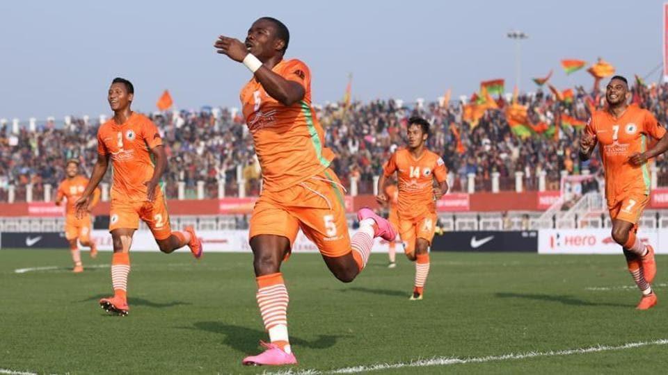 I-League,NEROCA FC,Mohun Bagan