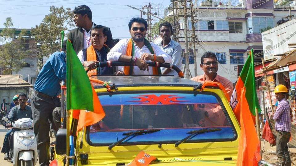 Tripura assembly elections,BJP,Tribals