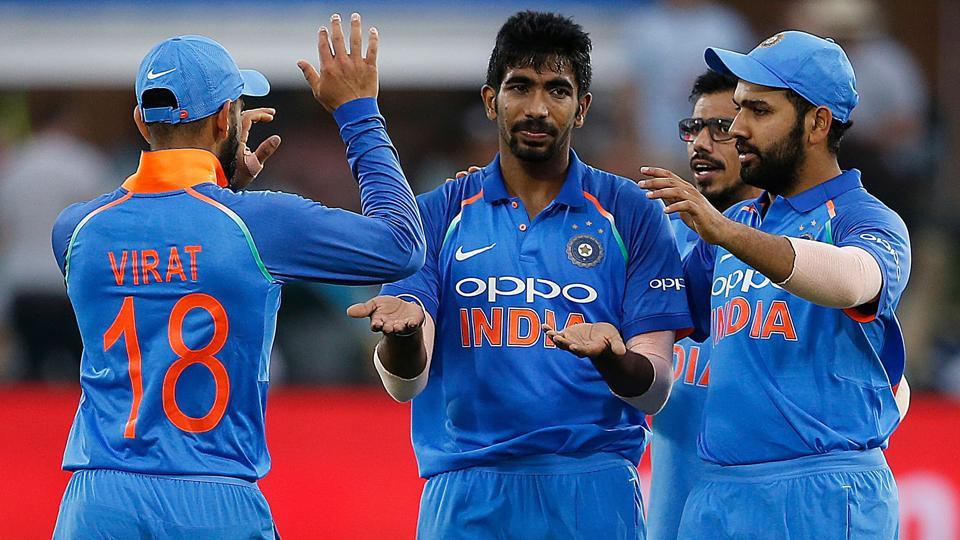 Jasprit Bumrah (C) should become a regular for the Indian cricket team, according to Lasith Malinga.