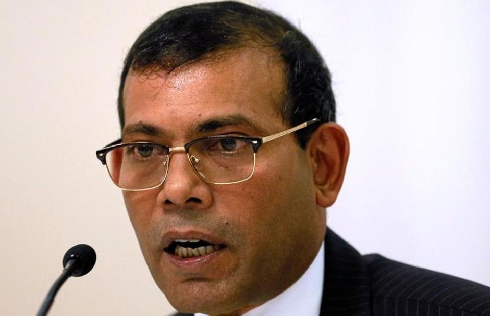 Mohamed Nasheed,Maldives president,Maldives political crisis