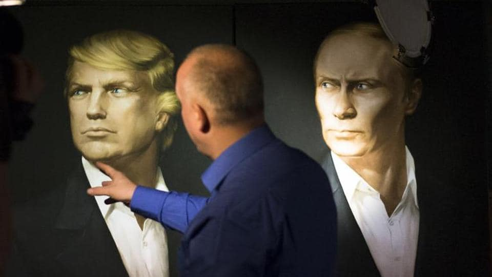Russia interference US election,Donald Trump,Russian operative US