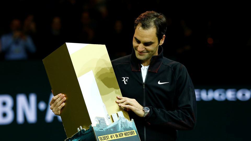 Roger Federer,Andre Agassi,Rafael Nadal