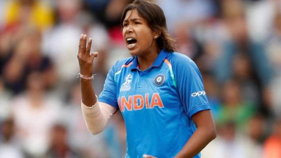 Jhulan Goswami,India vs South Africa,Indian women's cricket team