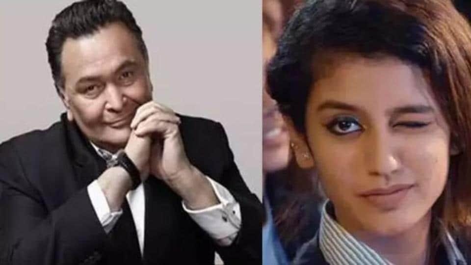 Rishi Kapoor,Priya Prakash Varrier,Rishi Kapoor tweet