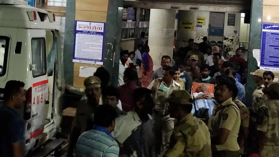 Pune,DSK,hospital