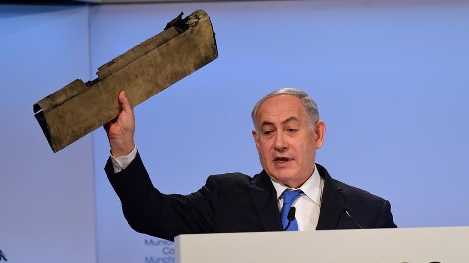 Iran,Israel,Benjamin Netanyahu