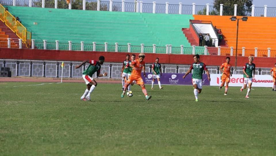 Mohun Bagan,NerocaFC,I-League