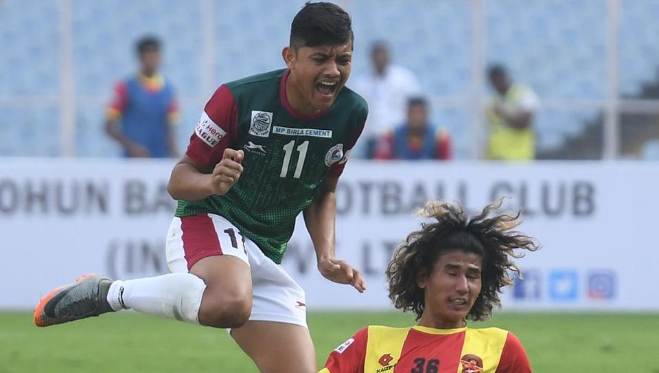 Mohun Bagan,All India Football Federation,I-League