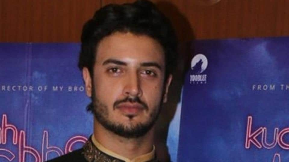 Zain Khan Durrani at the special screening of his Bollywood debut, Kuchh Bheege Alfaaz.