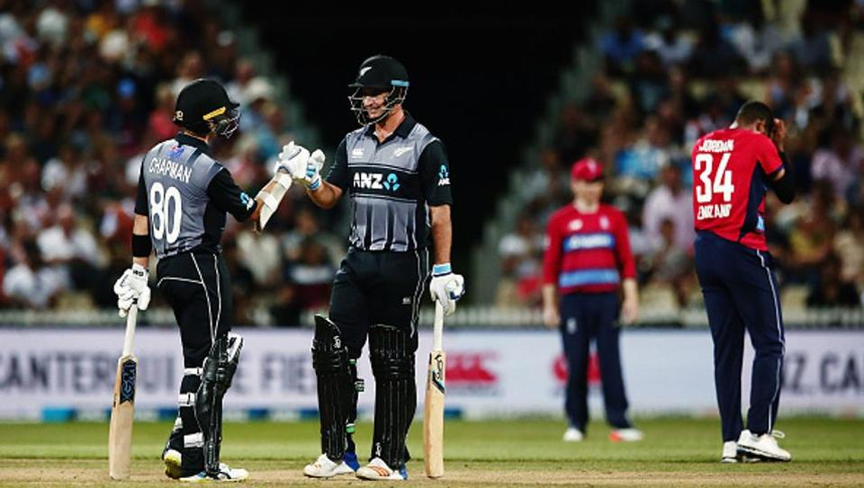 Black Caps lose to England but qualify for final
