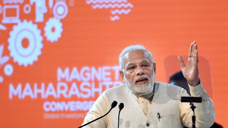 Narendra Modi,Maharashtra,Indian economy