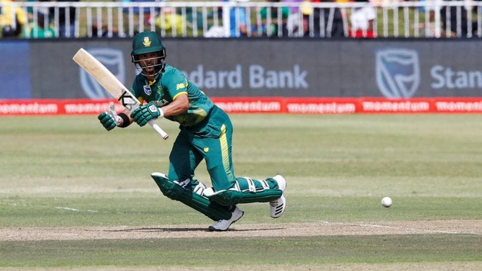 JP Duminy failed to take South Africa to victory against India in the first Twenty20 International at Wanderers.