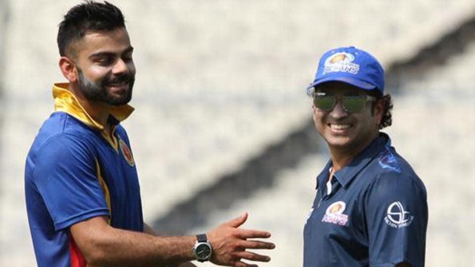 Virat Kohli is fast approaching SachinTendulkar's records in international cricket.
