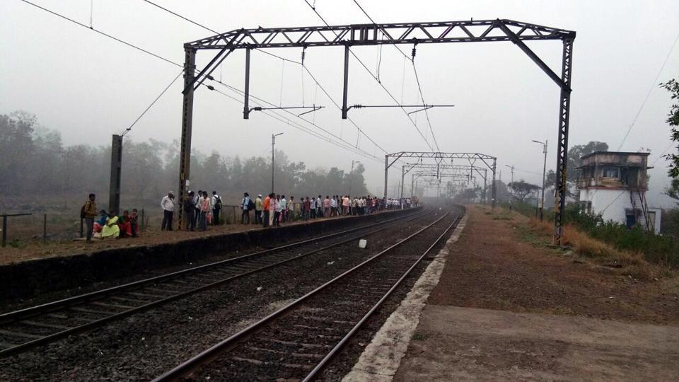 Mumbai,Kalyan,Central Railway