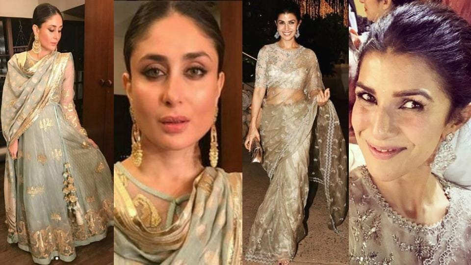 Kareena Kapoor Khan And Nimrat Kaur Are Wedding Fashion Goals In