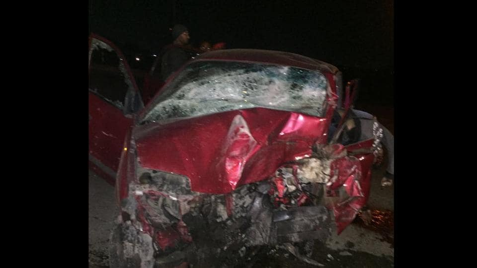 Tragedy,four killed,road safety