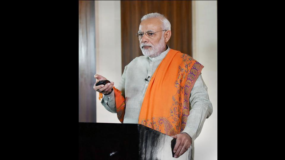 Prime Minister Narendra Modi today launched Nasscom's platform - FutureSkills - for skill development in eight varied technologies. He launched the platform via video conference during the inaugural session of the World Congress on Information Technology (WCIT)-2018. Nasscom also inked an agreement with the Ministry of Electronics and IT for strengthening re-skilling initiatives. (pti)