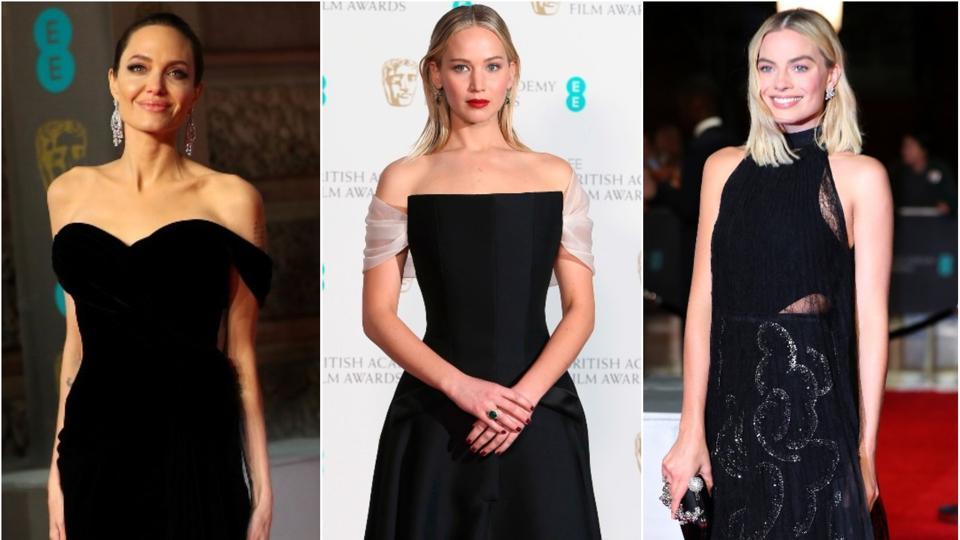 BAFTAs 2018,BAFTA,Angelina Jolie
