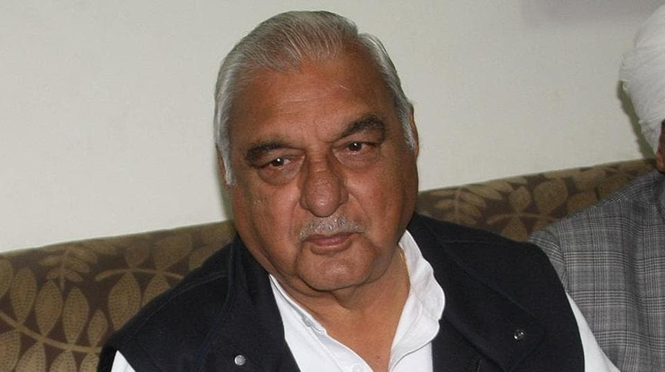 Hooda, who has been named as an accused in the CBI chargesheet, said on February 2 that the case was politically motivated and his government had done nothing wrong.
