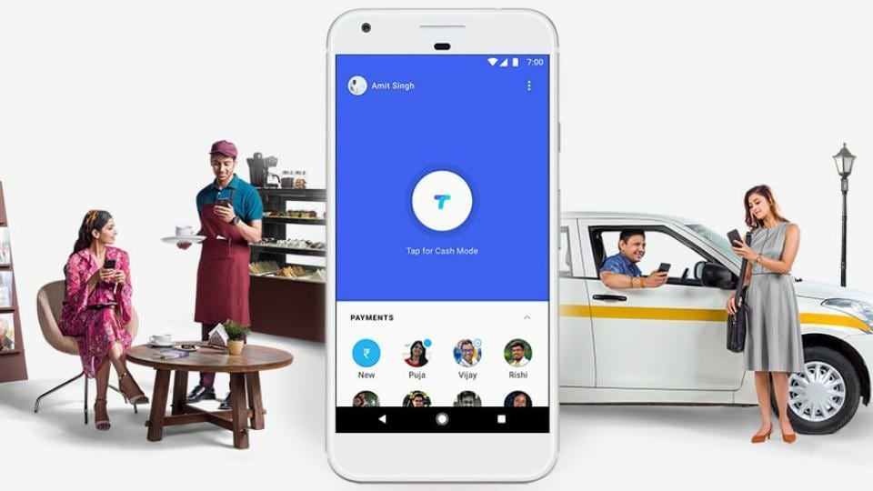 Google Tez Receives Bill Payments Feature, Currently Supports Over 80 Billers