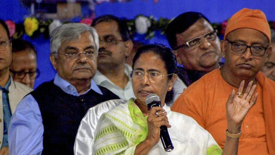 PNB fraud case started during demonetisation, alleges Mamata
