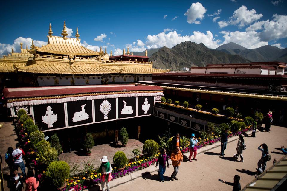 Lhasa,Tibetan,Temple