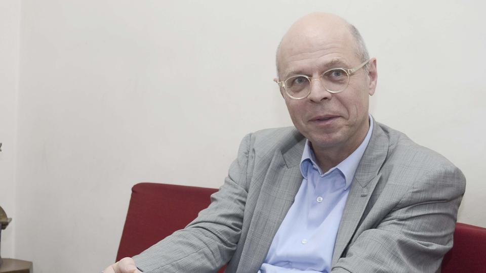 Dr Kalus Beier,director of Institute of Sexology and Sexual Medicine,Charité