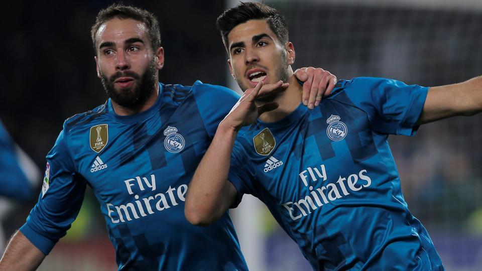 Real Madrid,Real Betis,Marco Asensio