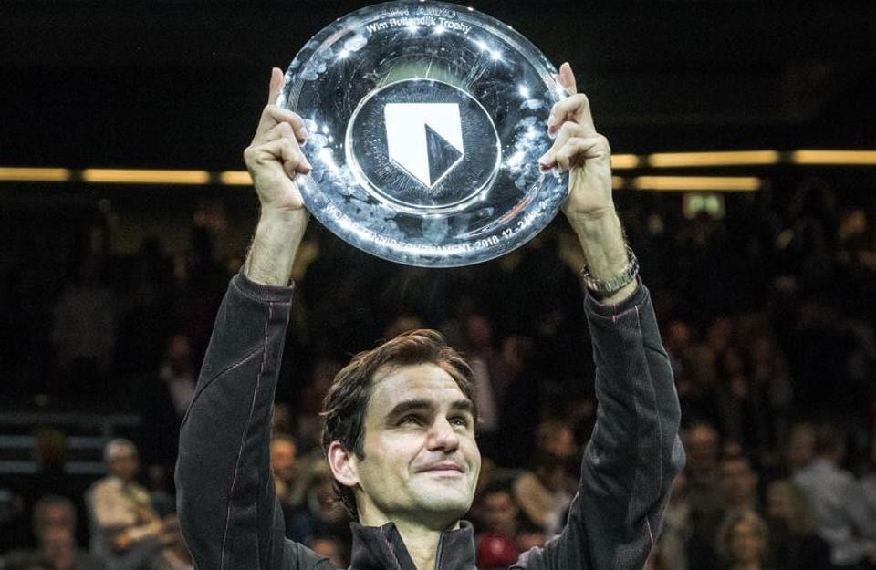 Roger Federer,Rotterdam,Grigor Dimitrov